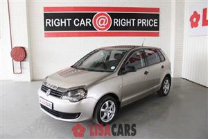 2014 VW Polo Vivo hatch 1.4 Trendline