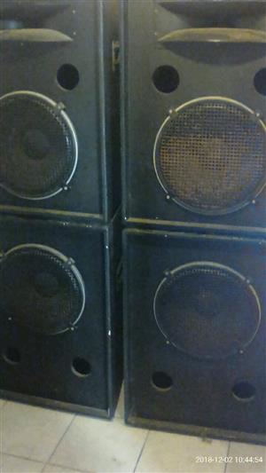 Disco equipment