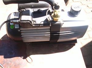 Telstar vacuum pump