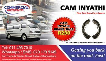 Brake Shoe For CAM Inyathi For Sale.
