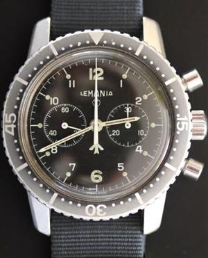 Wanted to buy : 1 x Lemania SAAF