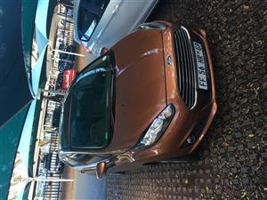 2016 Ford Fiesta 5 door 1.0T Trend auto