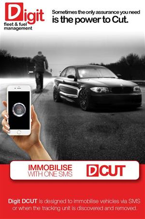 Digit Car tracking with Dcut