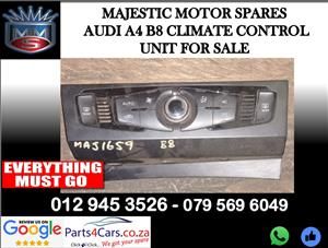 Audi A4 B8 climate control for sale