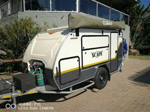 Jurgens Xcape off-road caravan (2017) for sale