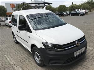 2018 VW Caddy crew bus CADDY CREWBUS 1.6i