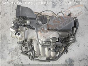 HYUNDAI ATOS -G4HG 1.1L EFI 12V Engine