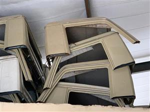 Land Cruiser Roof and Bumper for sale