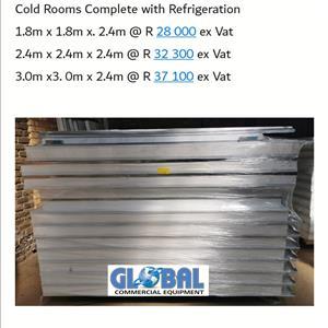Cold & Freezer Room Specials