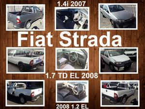 Fiat Strada Stripping for spares