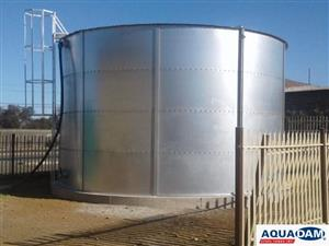 Fire Tanks - Water Storage Tanks