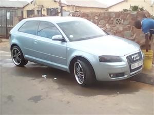2006 Audi A3 2.0TDI Ambition