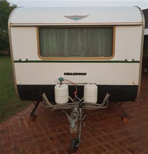 Jurgens Champion 1979 model caravan for sale