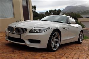 2013 BMW Z4 sDrive35i M Sport auto
