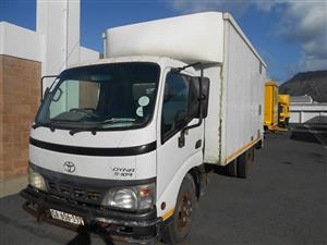 Toyota Dyna 5-104 Truck - ON AUCTION