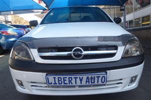 2012 Opel Corsa Utility