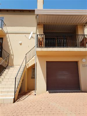 2 Bedroom Townhouse in Secure Complex
