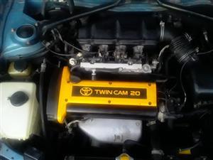 1998 Toyota Corolla 2.0 Exclusive