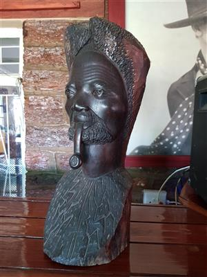 African Artworks wooden carvings