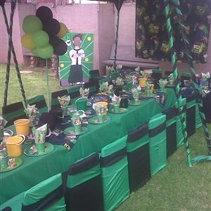Kids Themed Parties and Party hire