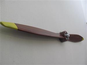 Decor Wooden Air Plane Propeller