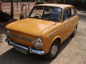 1966 Fiat 850