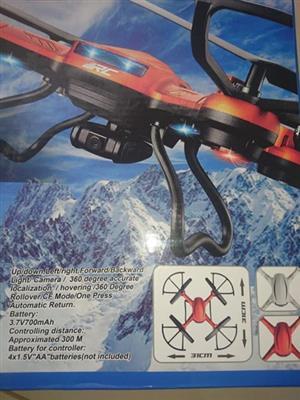 JRC H12C Drone / quad-copter
