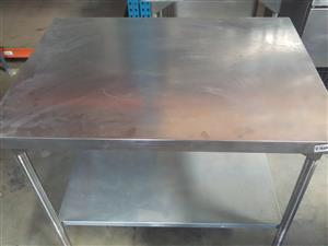 Steel Prep Counter