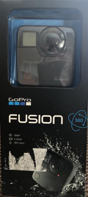 GoPro360 Fusion