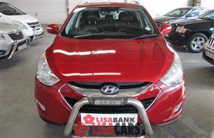 2012 Hyundai ix35 2.0 Premium Special Edition