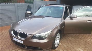 2009 BMW 5 Series 530d