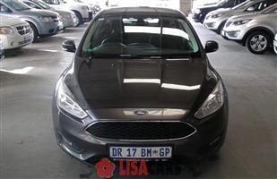 2015 Ford Focus 1.6 Trend 4 door