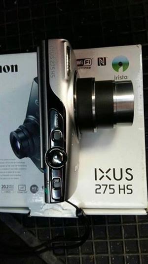 Canon Ixus 275HS camera