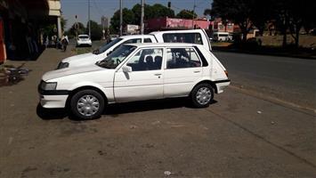 1989 Mazda 3 Mazda 1.6i