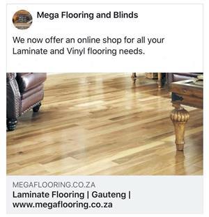 Mega Flooring & Blinds