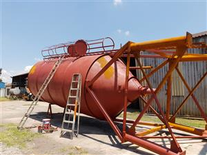 60 ton Cement silo for sale   Junk Mail