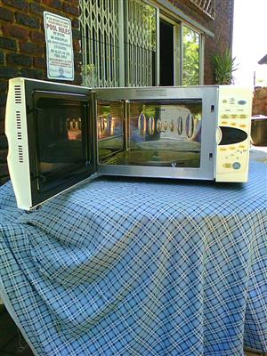 LG INTELLOWAVE MICROWAVE OVEN