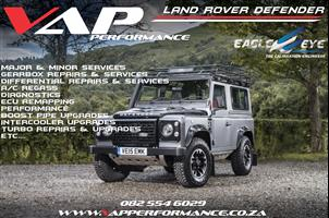 Land Rover Defender ECU Remapping / ECU Tuning / Performance