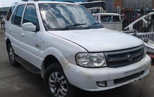Tata Safari 2.2 dicor 2008 Stripping for spares
