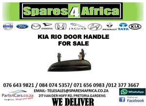 KIA RIO DOOR HANDLE