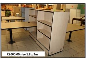 Cluster desks (used)