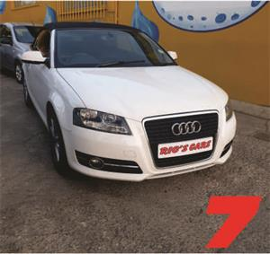 2011 Audi A3 cabriolet A3 2.0T FSI STRONIC CABRIOLET