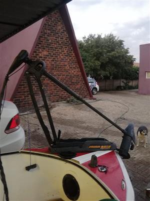Minn kota trolling motor 24v 65lb