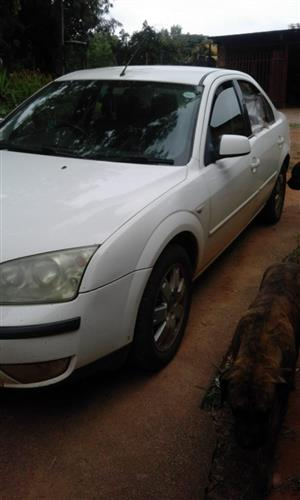 2005 Ford Mondeo 2.0 Trend