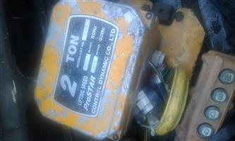 Electric Chain Block For Sale 2 tonne