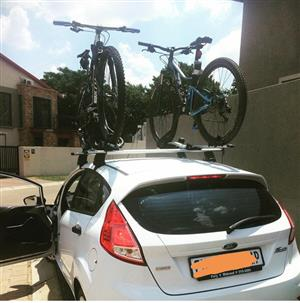 Thule Roof/Bike Rack System