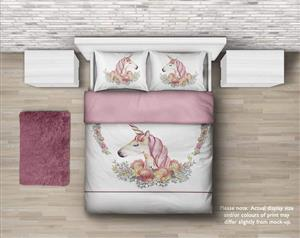 Protea Unicorn Bedding
