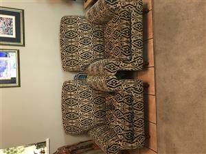 Couches and Chair for Sale