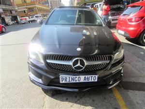 2015 Mercedes Benz CLA 220 CDI
