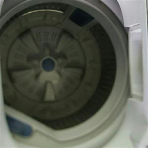 Samsung 8kg diamond drum top loader washing machine